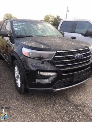 New Ford Explorer >> 2020 Ford Explorer Xlt